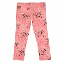 Steiff Leggings allover Herzen