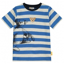 Steiff T-Shirt Ju.Schattenbär Ringel