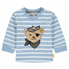 Steiff Baby Sweatshirt Ju.See Bär Ringel