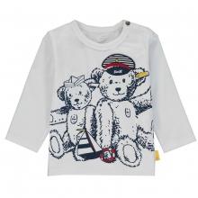 Steiff Baby Shirt lg.Arm Ju.große Seebär