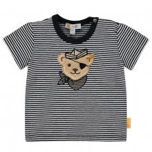 Steiff Baby T-Shirt Ju.See Bär Ringel
