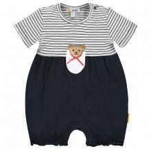 Steiff Baby Spielanzug kurz Mäd.maritim