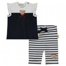 Steiff Baby Set Leggings+Shirt Mäd.
