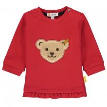 Steiff Baby Sweatshirt Mäd.Rüschensaum