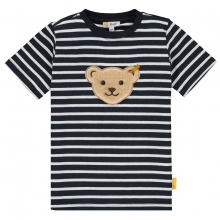 Steiff T-Shirt Ju. geringelt