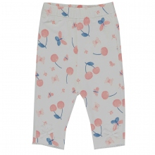 Steiff Baby Leggings allover Kirschen