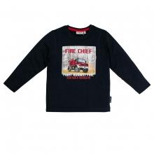 Salt & Pepper Shirt lg.Arm Ju.Feuerwehr