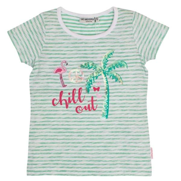Salt & Pepper Shirt Mäd.Palme Ringel