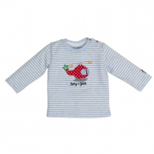 Salt & Pepper Babyglück Shirt  lg.A Heli