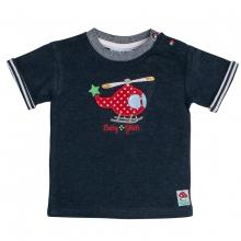 Salt & Pepper Babyglück Shirt Helikopter