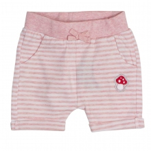 Salt & Pepper Babyglück Shorts geringelt