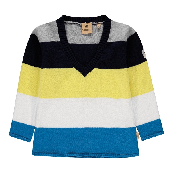 Mother Nature Ju.Pullover farb.Streifen