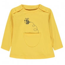 Bellybutton Baby Shirt lg.Arm Mäd.Biene