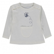 Bellybutton Baby T-Shirt lg.Arm Biene