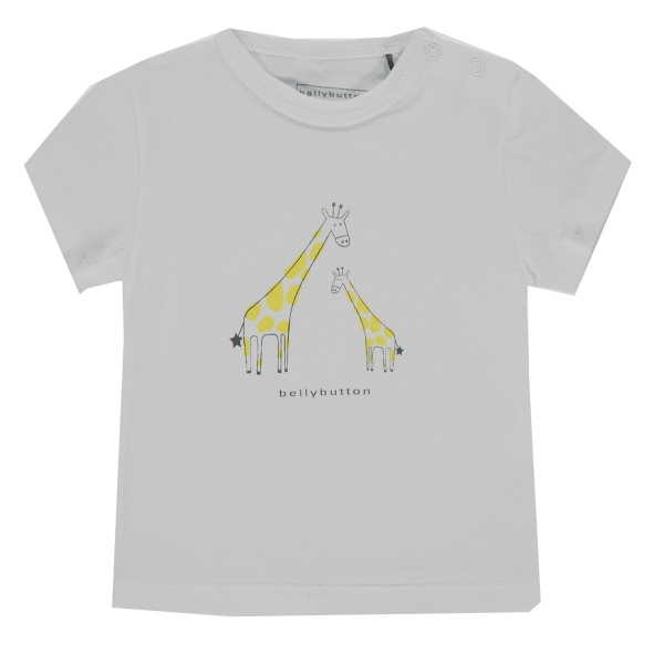 Bellybutton Baby T-Shirt Ju. Giraffe