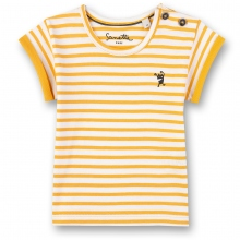 Sanetta Baby Pure Shirt Mäd. gestreift
