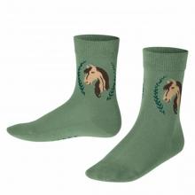 Falke Kinder Socke Pferd