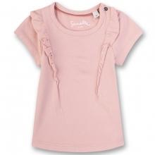 Sanetta Baby Pure Shirt Mäd. Rüschen