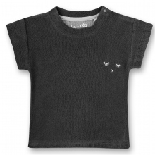 Sanetta Baby Pure Shirt Mäd. Auge
