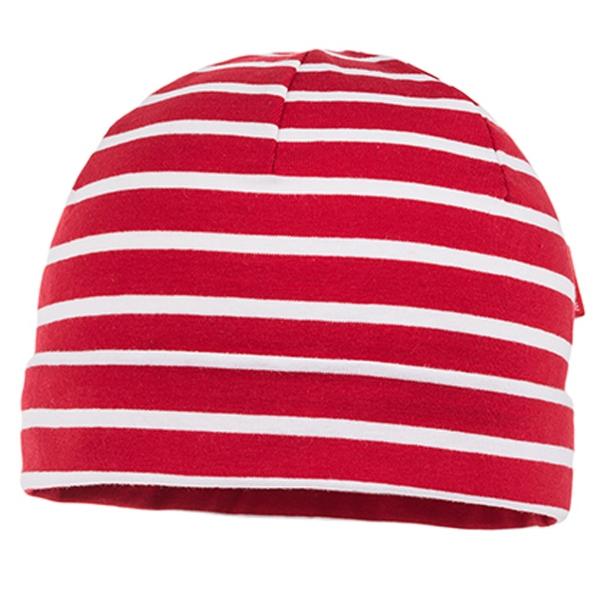 Maximo Mütze Umschlagrand Ringel