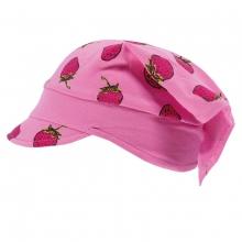 Döll Kopftuch Schirm Erdbeeren