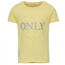 Kids Only T-Shirt Glitzer-Logo