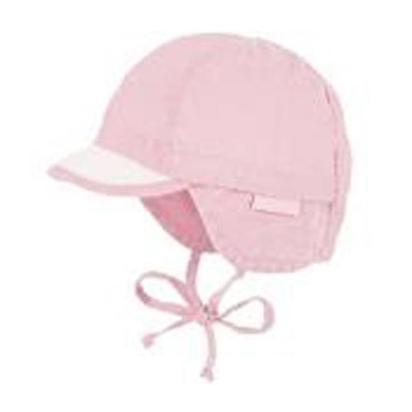 Maximo Baby Schildmütze rosa o. hellblau
