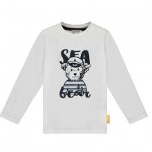 Steiff T-Shirt lg.Arm Ju. Sea Bär