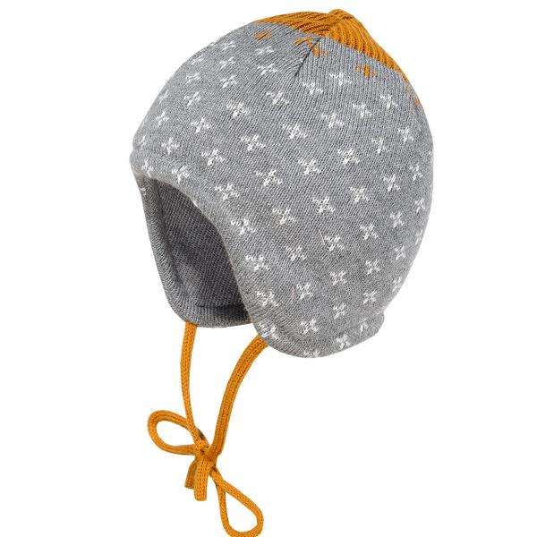Maximo Baby Strick Mütze Verktor Muster