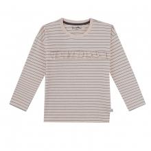 Sanetta Pure Baby Shirt Mäd.lg.Arm Rüsch