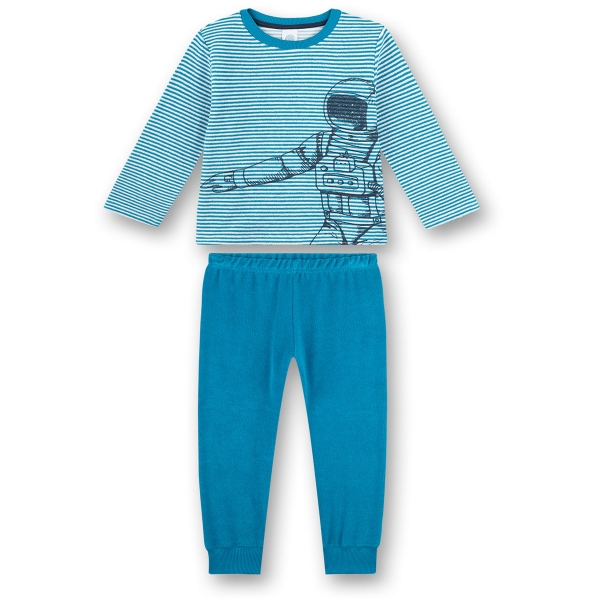 Sanetta Schlafanzug lang Ju.Astronaut