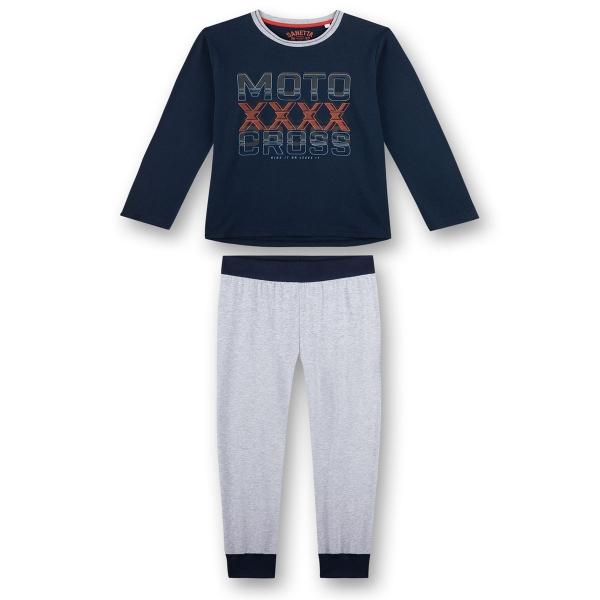 Sanetta Schlafanzug lang Ju.Motor Cross