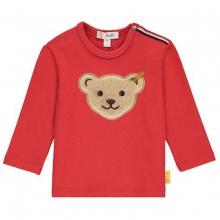 Steiff Baby T-Shirt lg.Arm Ju uni