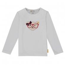 Steiff T-Shirt lg.Arm Mäd. Brillenbär