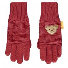 Steiff Strick Handschuhe Mäd.