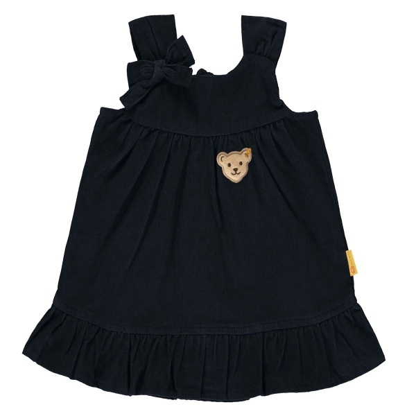 Steiff Baby Träger Kleid Saumrüsche