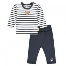 Steiff Baby Set Leggings+lg.Arm Shirt
