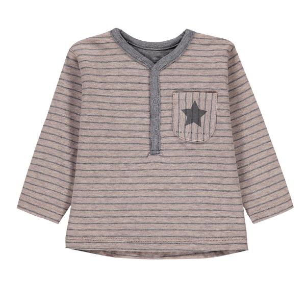 Bellybutton Shirt lg.Arm Ju.Ringel
