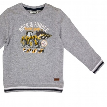 Salt & Pepper Sweat Baustelle