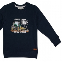 Salt & Pepper Sweatshirt Traktor