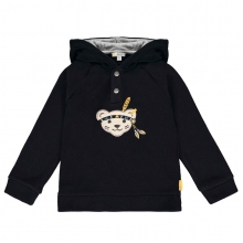 Steiff Sweat Fleece Ju.Indianer Kapuze