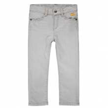Steiff Jeans Mäd.grau