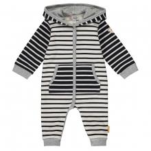 Steiff Baby Overall Ju.geringelt Kapuze