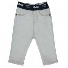 Steiff Baby Jeans Ju. grau