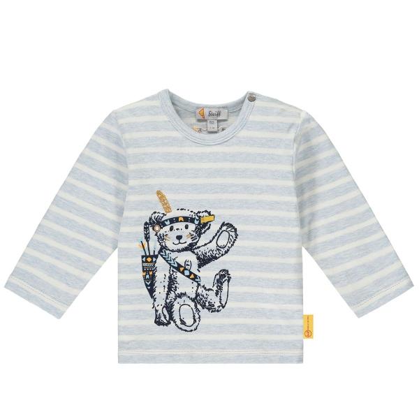 Steiff Baby Shirt lg.A Ju.Ringe Indianer