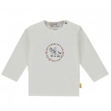 Steiff Baby Shirt lg.Arm Mäd. Pony