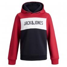 Jack & Jones Hoody Schriftzug Kapuze