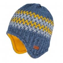 Mütze Strick Inka Mütze