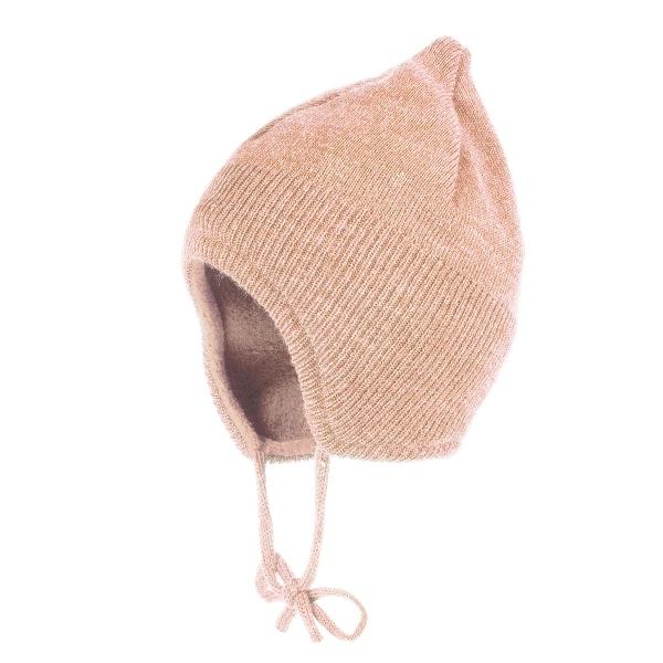 Maximo Baby Strick Mütze Vektor Muster