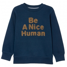 Marc O´Polo Ju.Sweat Be A Nice Human